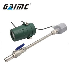 GLM200 industry co2 thermal gas Coriolis Mass density flow meter