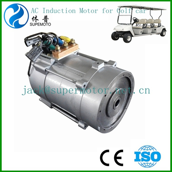 Electric Golf Car Motor Ac 3 Phase View Zibo Super Product Details From Shandong Tech Co