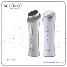 Multifunction ultrasonic Portable Photon Ionic galvanic skin care machine