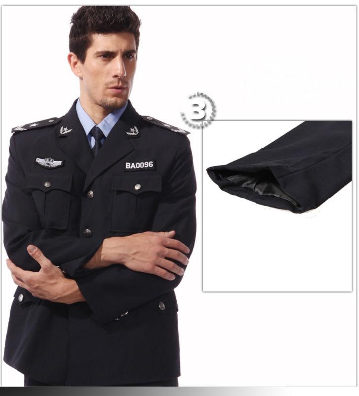 Wholesale Fashion Design Security Uniform Garment Jacket For ...