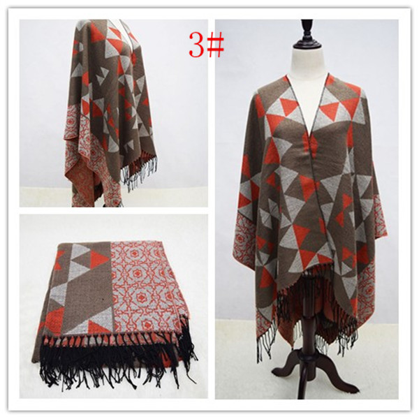 The best price Custom wholesale sweater wide shawl