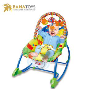 Infant toddler indoor swing baby rocker chair