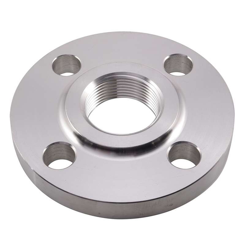 Heavy Forged Carbon Steel ASTM A105 flange with Hot Dipped Processing
