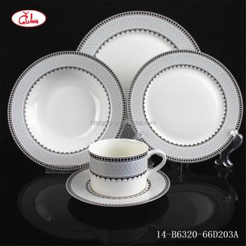 German porcelain dinnerware with full decor & German Porcelain Dinnerware With Full Decor - Buy DinnerwareGerman ...