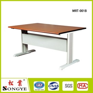 School Reading Room Table Student Writing Desk Reading Table for library