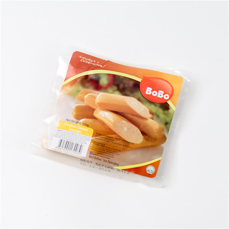Wholesale Singapore Food Chicken Cheese Sausage