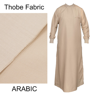 arabic thobe fabric