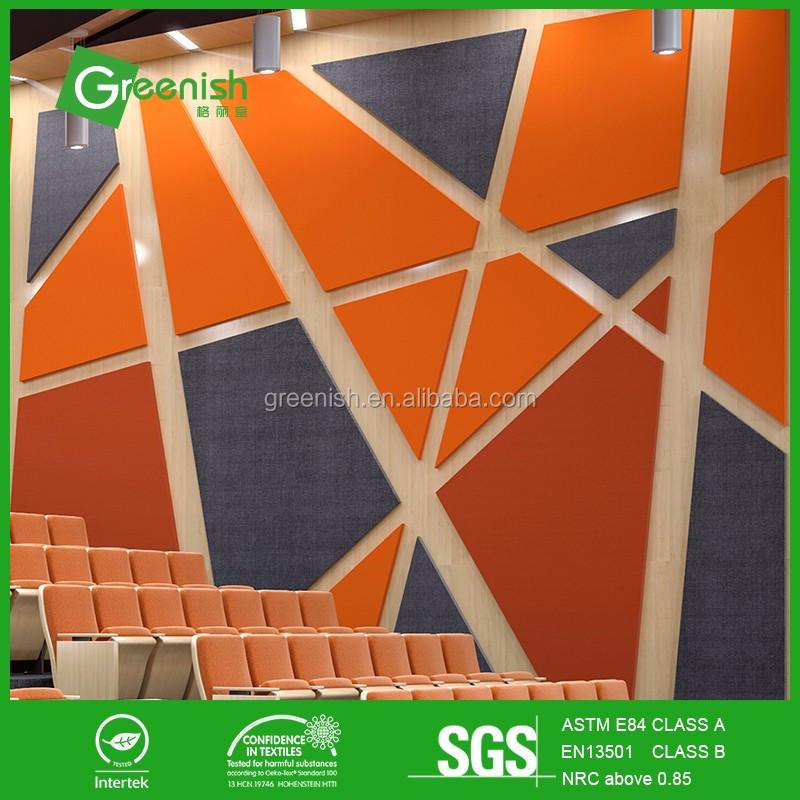 Milieuvriendelijke bouw materialen voor auditoria akoestische panelen product ID 60515913336