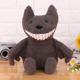 Halloween black bat toy soft cute monster plush toy for gifts