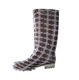 fashion and safety women rain boots