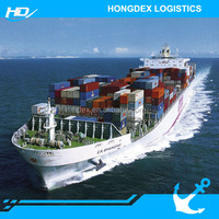 Bulk Container Ship from Guangzhou to USA