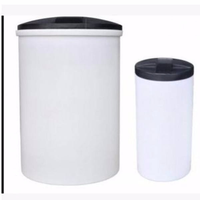 Sand Filter water tank Exchange Resin Brine Tank