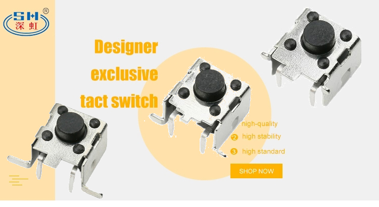 3 way momentary smd three way lever thumb switch