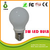 CE FCC Approved 360 Degree A19 5W Lamp LED E27, Lamp LED Light China Direct
