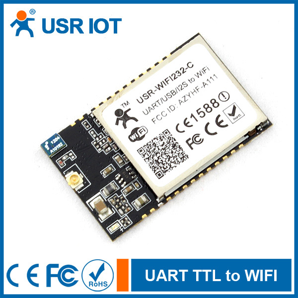 USR-WIFI232-Ca High Stability UART TTL Serial to Wifi Module Support Router/Bridge Mode Networking
