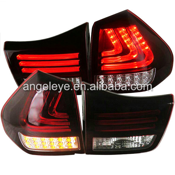 For Lexus Herrier Kluger RX330 RX300 R350 LED Tail Lamp 2004 to 2009 year Red Color SN