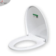 TWTS-8107 OEM PP SOFT CLOSE toilet seat set covers seat