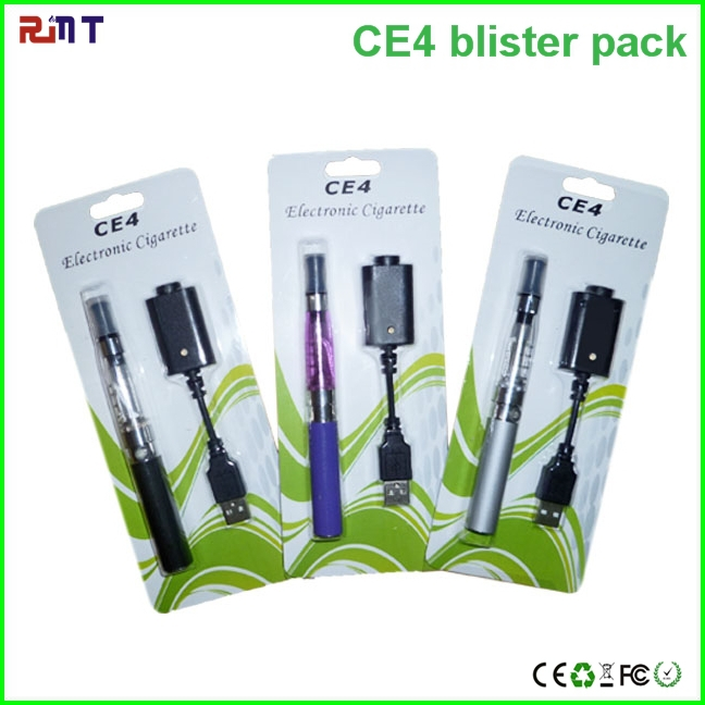 2016 ego vape pen starter kit red,green, purple,black, clear Ego ce4 blister pack