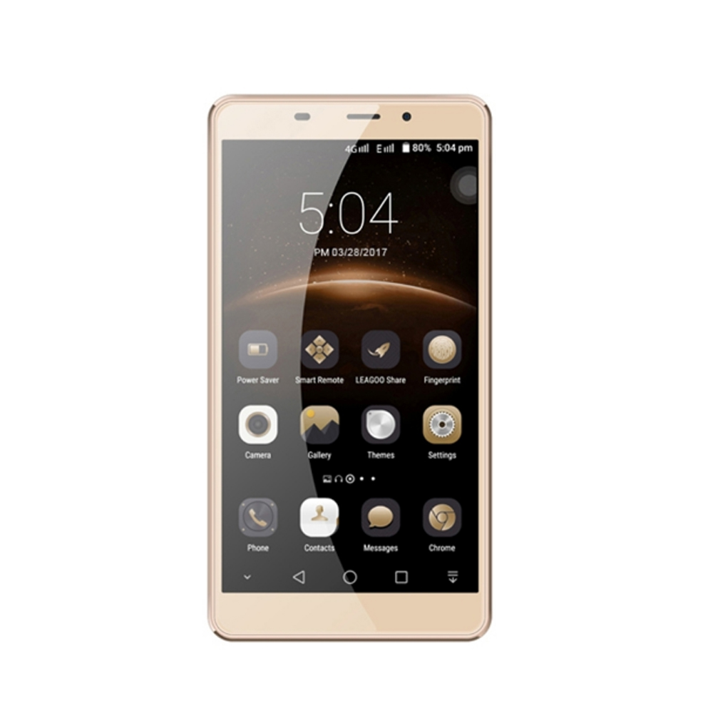 LEAGOO brand M8 5.7inch Android 6.0 Smartphone 2GB RAM 16GB ROM MT6580A Quad Core 1.3GHz 13.0MP Touch ID