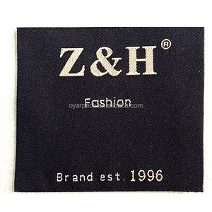 rough cloth black label customised vintage camp clothing label