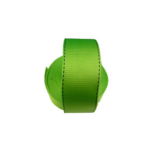 Custom 100% polyester safety belt webbing