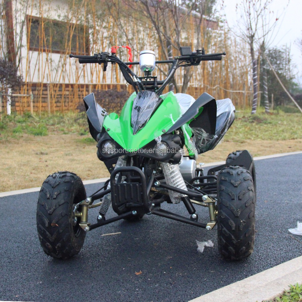 110cc 4 wheeler atv for adults/kids four wheel motorcycle cheap 4 stroke quad bike