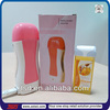 TSD-LT003 Salon hot sale depilatory wax roller cartridges/rolling roller wax/roll on depilatory wax heater