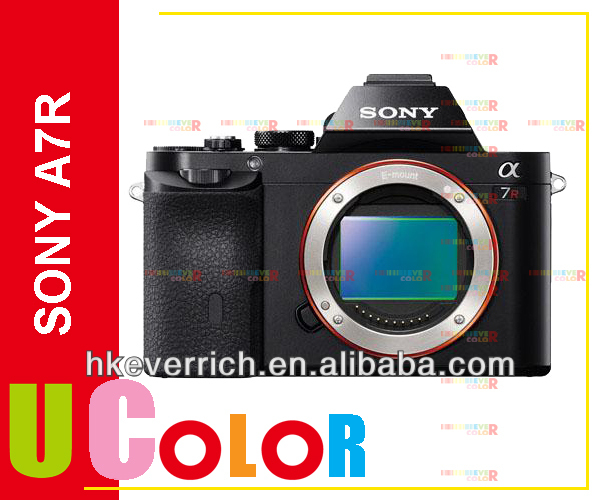 Genuine Newest Sony A7R Full-Frame 36.3 MP Digital Camera (Body Only) E Mount ILCE-7
