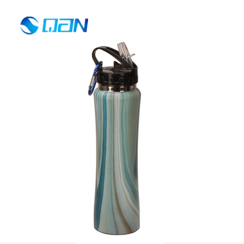 Capacity 500 ml stainless steel water bottle double wall