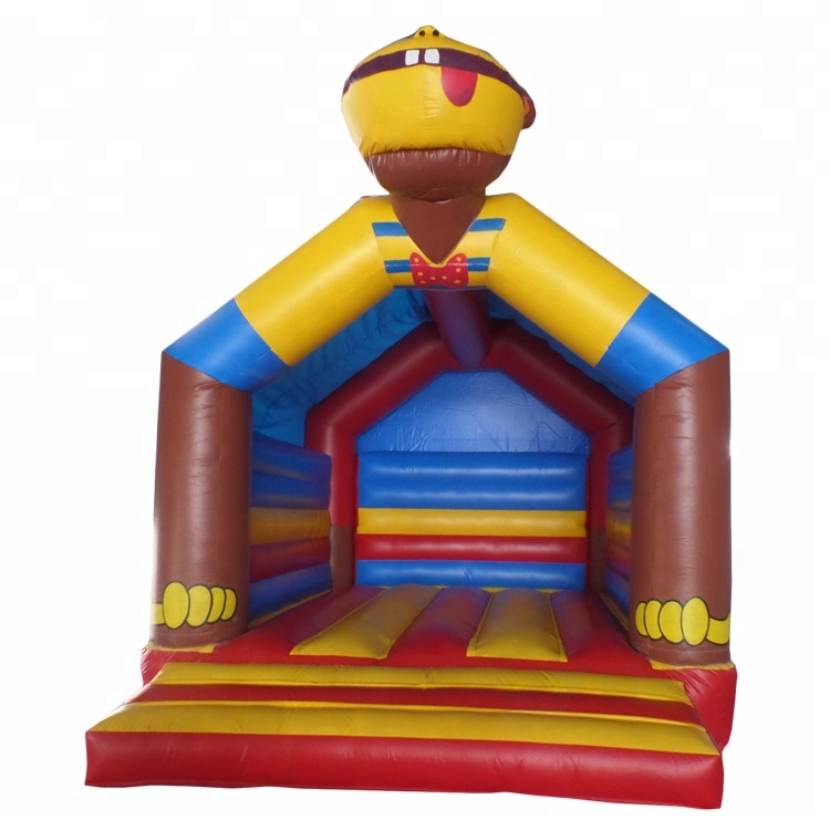 2020 New style inflatable bouncer inflatable hippo Trampoline for sale