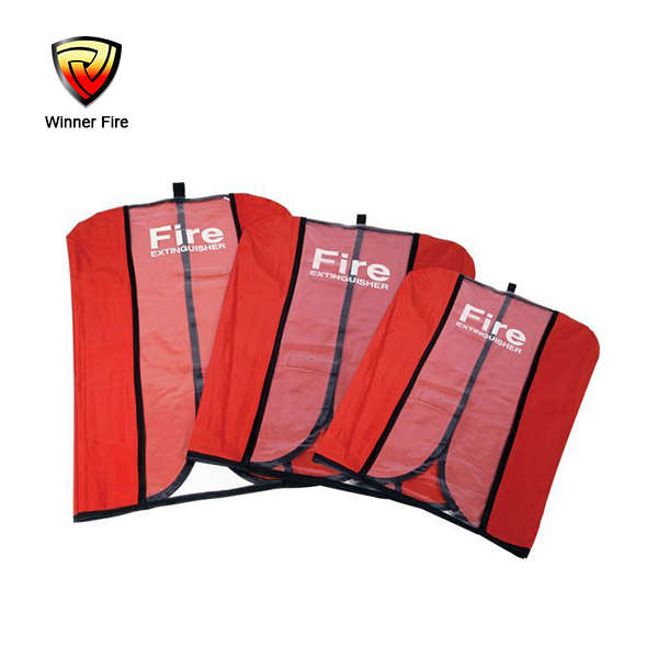 50 KG CO2 fire extinguisher cover used in fire extinguisher equipment