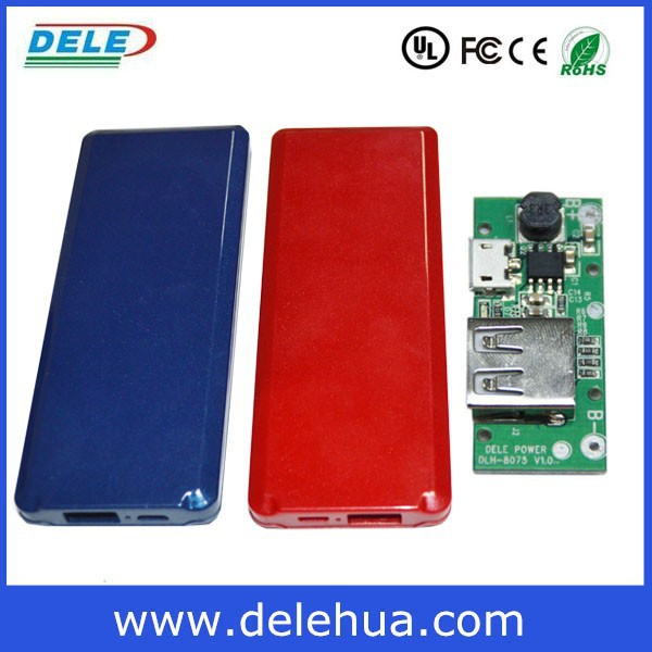 Shenzhen power bank pcba mobile solar charger pcb