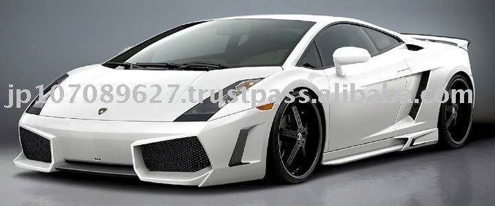Lamborghini gallardo kit