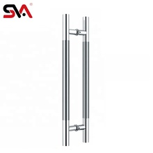 SS304 SS201 SS316 <span class=keywords><strong>Dusche</strong></span> H Doppelseitige Glas Tür Pull Griff