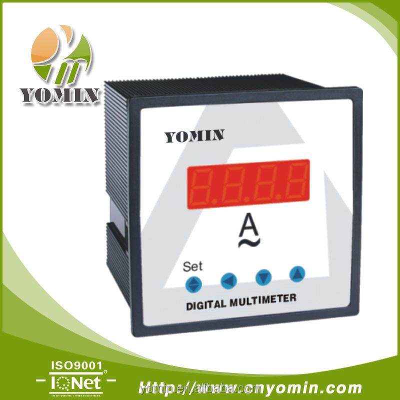 Manufacturer Digital Panel Meter,96*96 Ct Operated Ac Ammeter Dx ...