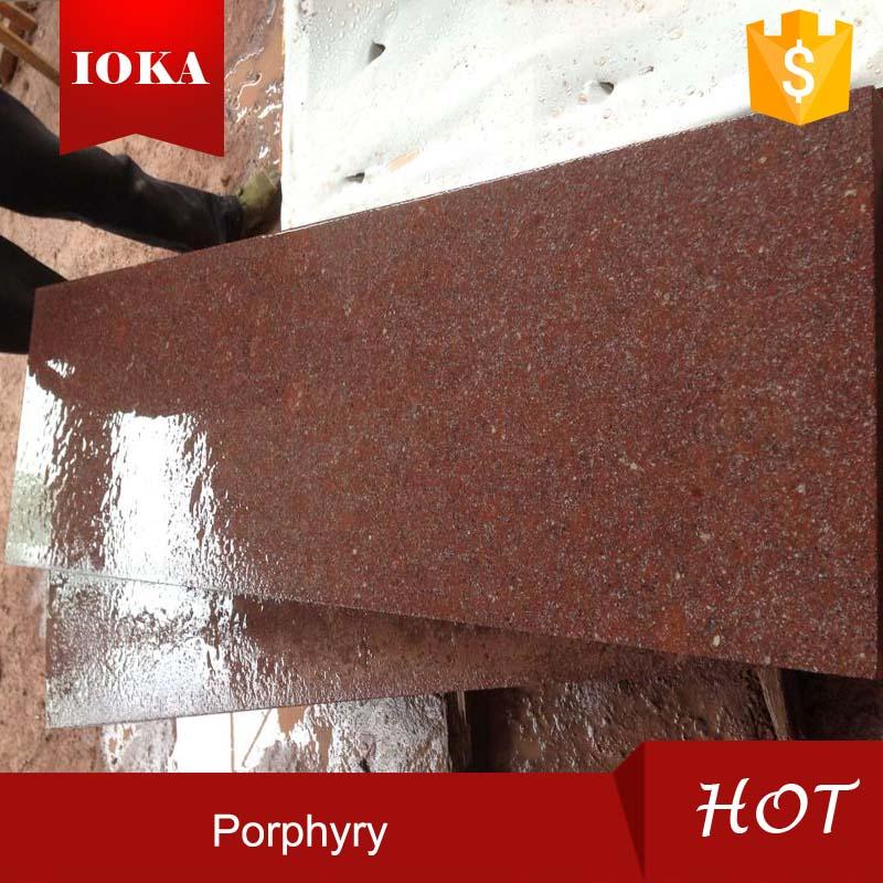 Chino granito p rfido rojo granito con precio barato for Precio metro granito