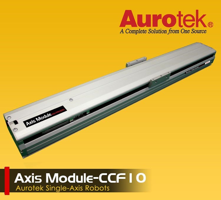 CCF10 Axis Module actuator / Linear Guide