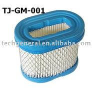 498596 mower air filter&air filter for 690610 grass cutter&697029 mower parts