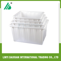 Thermoforming vacuum formed blister large clear plastic water tank