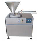 Automatic filling machine for sausage hot dog meat filler sausage making machine