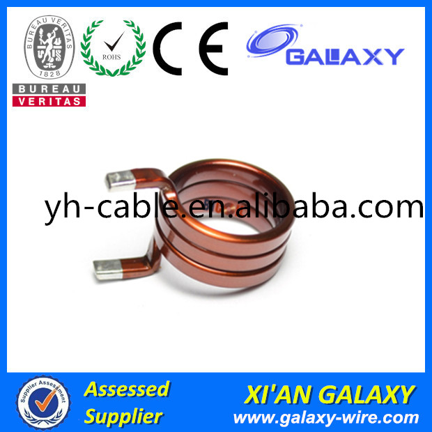 Auto DC / DC converter inductor coil/copper induction coil