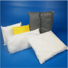 manufacturers Professional export 100% pp melt blown pillow absorb oil and chemical liquid spill