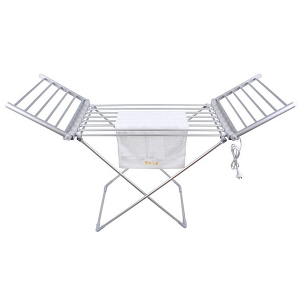 Folding Electric heated portable CLOTH DRYING RACK