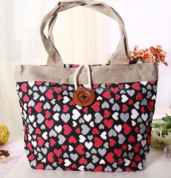 a32212d5075d Handmade Felt Tote Bag Shopping Bookbag Handbag Purse - Buy Fashion ...