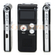 Multifunction Music Player Voice Recorder 4GB 8GB 650HR Digital Audio Recorder