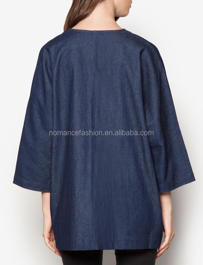 53996b224de China Muslim Long Sleeve Blouse, China Muslim Long Sleeve Blouse  Manufacturers and Suppliers on Alibaba.com