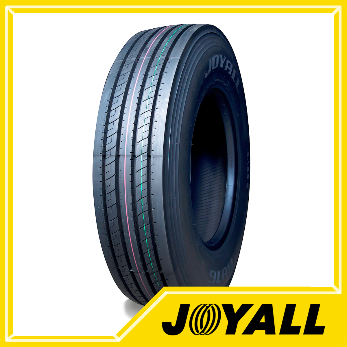 JOYALL JOYUS BRAND 11R22.5 A876 STEER PATTERN TRUCK <strong>TIRES</strong>