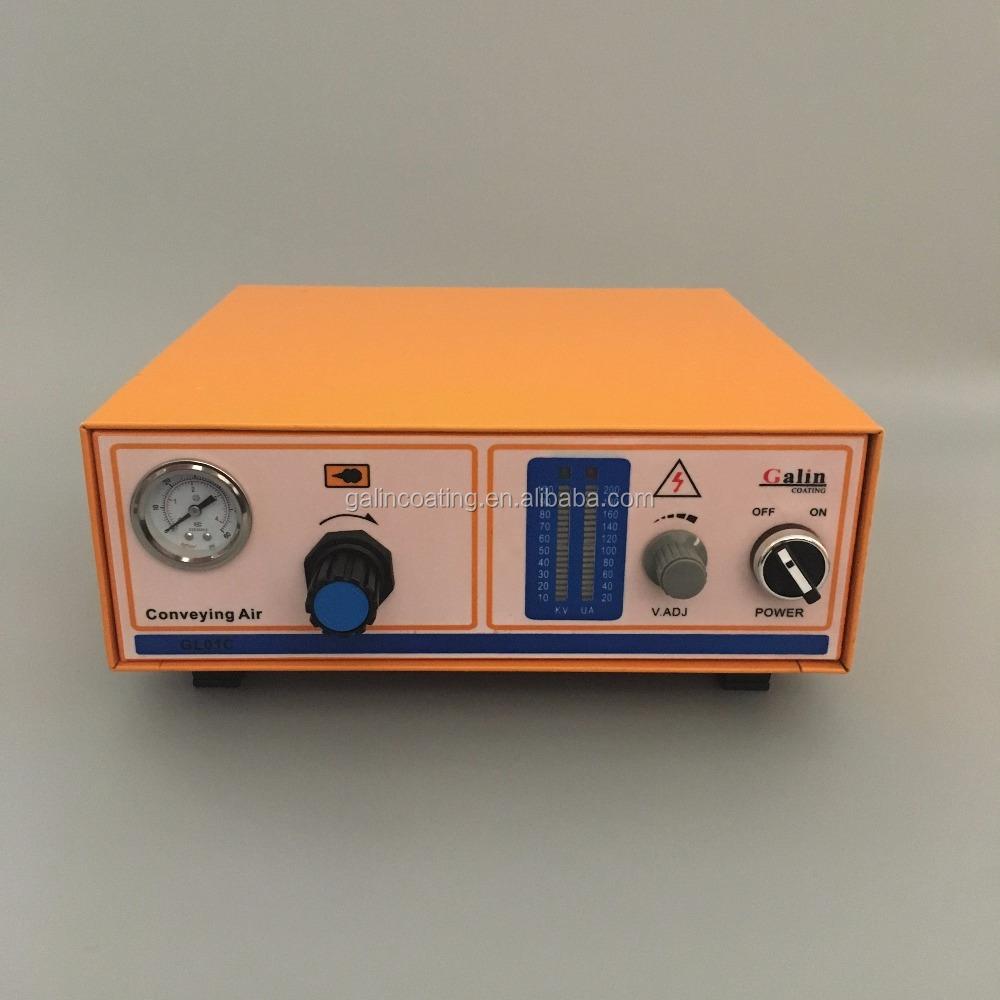 New!!! Lab Test Powder Coating Machine With Cup Guns - Galin01C