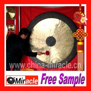 20' inch 50cm Antique Chinese Chau Gong From Wuhan