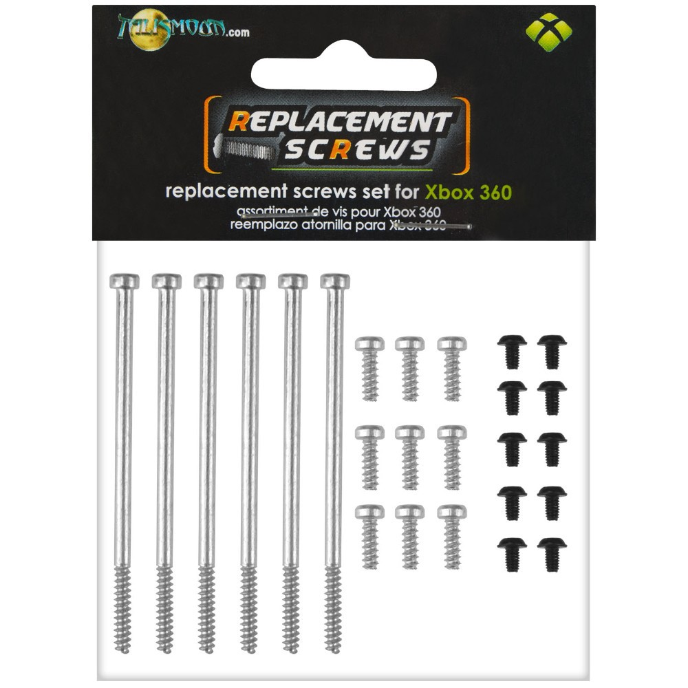 For Xbox 360 Console Repair Parts Replacement Screw Set Buy Inside Diagram Slim Motherboard